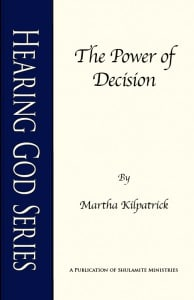 Power of Decision: Hearing God Series