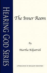 The Inner Room: Hearing God Series