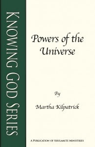 Powers of the Universe: Knowing God Series